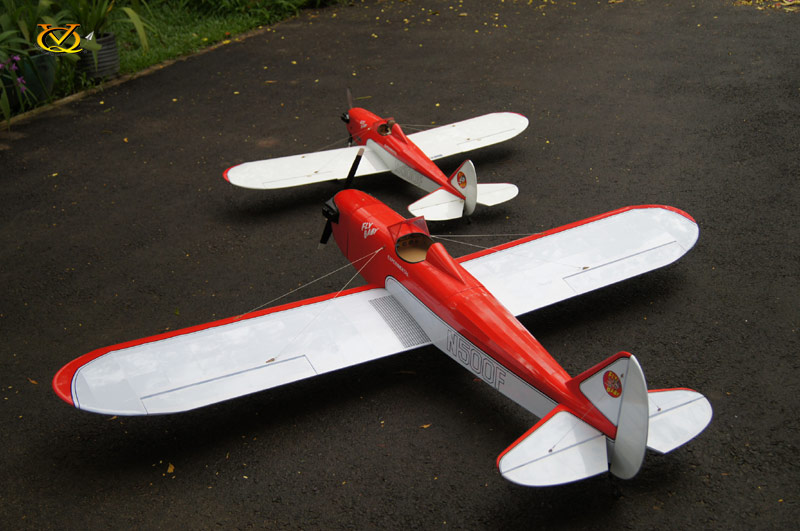 Plastic Gas Tank >> FlyBaby_20cc - VINH QUANG RC MODELS