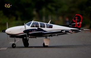 Beechcraft_Baron_35size_EP-GP - VINH QUANG RC MODELS