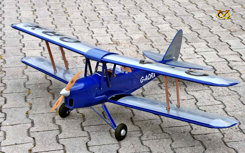 DH82-Tiger_Mothi_46size_EP-GP - VINH QUANG RC MODELS