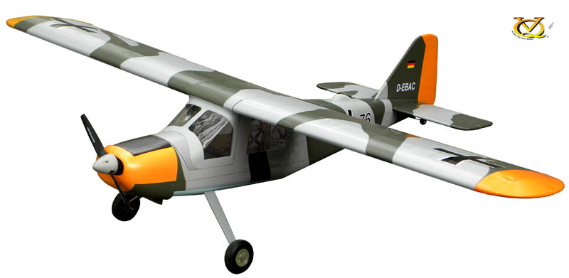 Dornier Do 27 Vinh Quang Rc Models