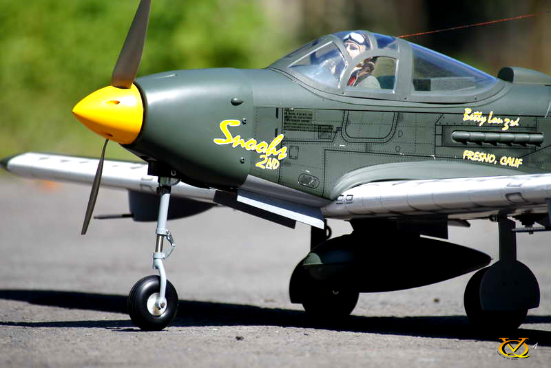 P-39 Airacobra - VINH QUANG RC MODELS