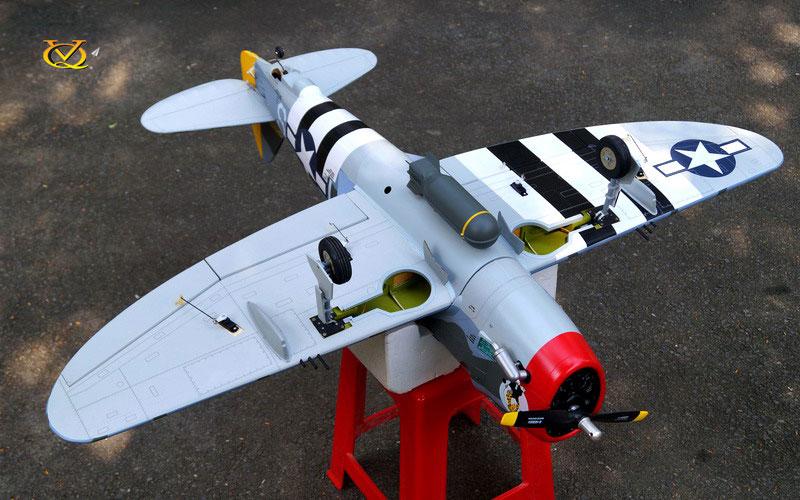Republic_P-47_Thunderbolt_46size_EP-GP - VINH QUANG RC MODELS