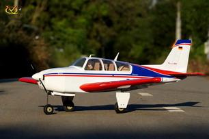 Beechcraft_Bonanza_46size_EP-GP - VINH QUANG RC MODELS